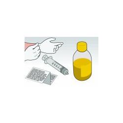 Kit Ricarica Giallo 1 Litro Per Cartuccia Lexmark 10N0026 10NX227