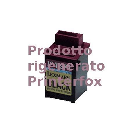 Cartuccia Nera Rigenerata Lexmark 12A1970