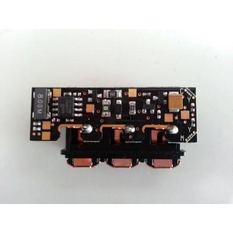 Microchip Sostitutivo Ciano per Cartuccia Samsung CLP-510D5C