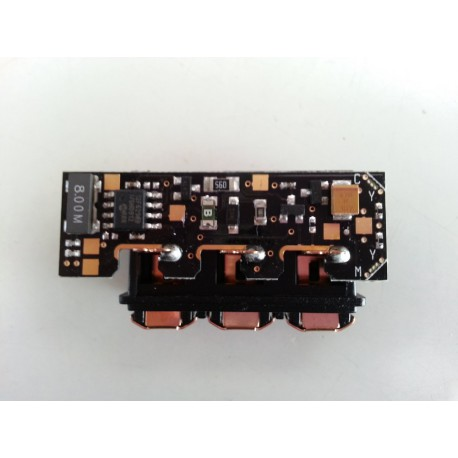 Microchip Sostitutivo Magenta per Cartuccia Samsung CLP-510D5M