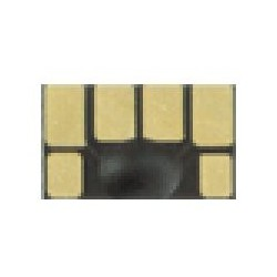 Chip Light Ciano per Cartucce HP 81 C4934a