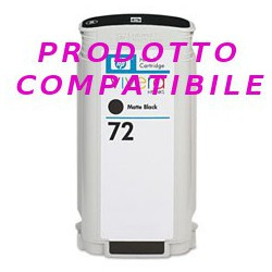 Cartuccia Nero Matte Compatibile Con HP C9403A (72)