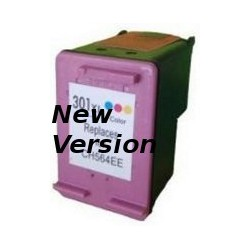 Cartuccia Tricolor Rigenerata HP 301XL CH564EE