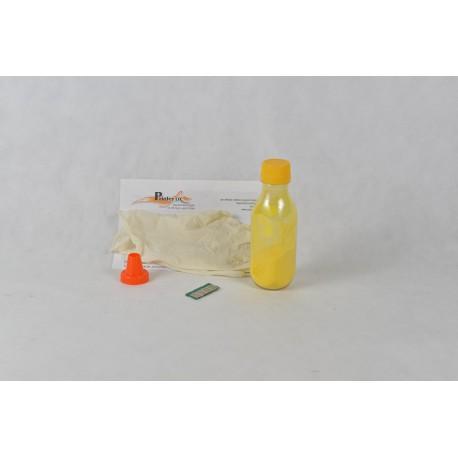 Kit Ricarica Toner Giallo Per Cartucce Epson C13S050611 con chip