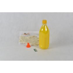 Kit Ricarica Toner Giallo Per Cartucce Konica Minolta 8938-510 con chip