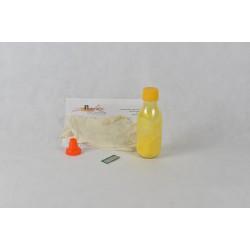 Kit Ricarica Toner Giallo Per Cartucce Hp CB542A