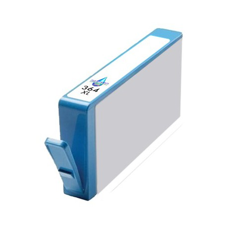 Cartuccia Compatibile Ciano Con Chip Per Hp 364C XL