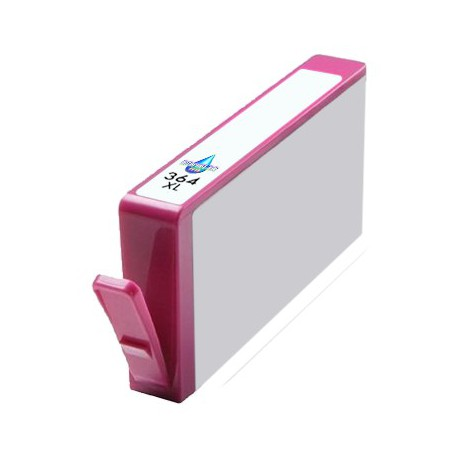 Cartuccia Compatibile Magenta Con Chip Per Hp 364M XL