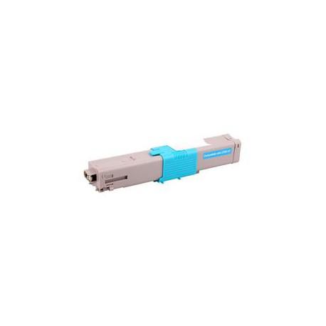 Toner Ciano Compatibile Per Oki 44973535