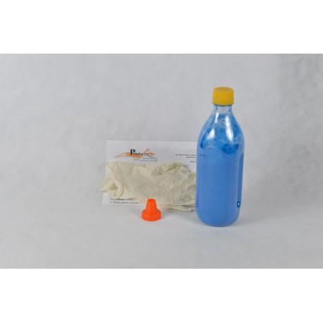 Kit Ricarica Toner Ciano Qualità Glossy Per Cartucce Oki 42918915