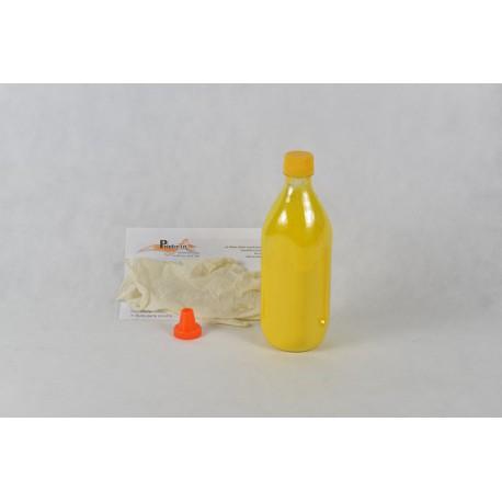 Kit Ricarica Toner Giallo Qualità Glossy Per Cartucce Oki 42918913