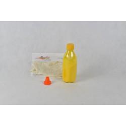 Kit Ricarica Toner Giallo Qualità Glossy Per Cartucce Oki 42804513