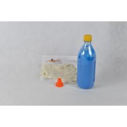Kit Ricarica Toner Ciano Qualità Glossy Per Cartucce Oki 42918927