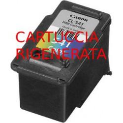 Cartuccia Rigenerata Tricolor per Canon CL-541XL