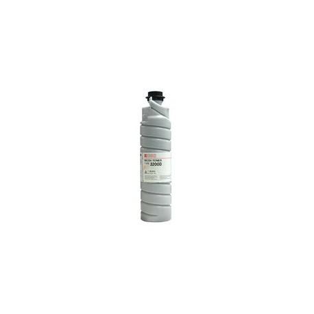 Toner Nero Compatibile Per Ricoh 3200D