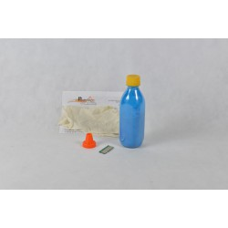 Kit Ricarica Toner Ciano Per Cartucce Ricoh RK-141-01 TYPE 125