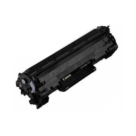 Toner Nero Compatibile Per Canon 725