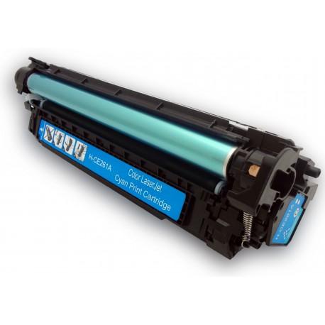 Toner Ciano Compatibile Per HP CE261A