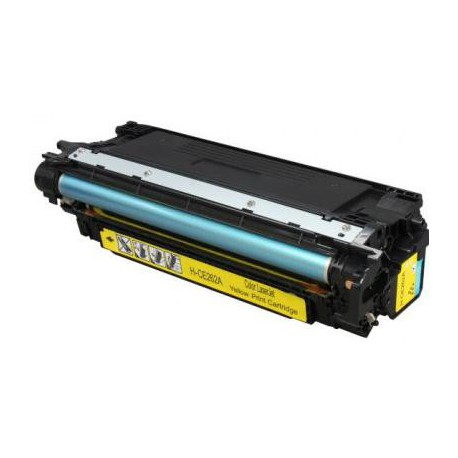 Toner Giallo Compatibile Per HP CE262A