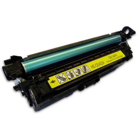Toner Giallo Compatibile Per HP CE402A