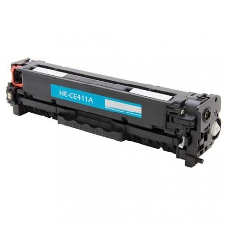 Toner Ciano Compatibile Per HP CE411A