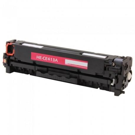 Toner Magenta Compatibile Per HP CE413A