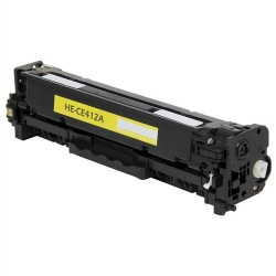Toner Giallo Compatibile Per HP CE412A
