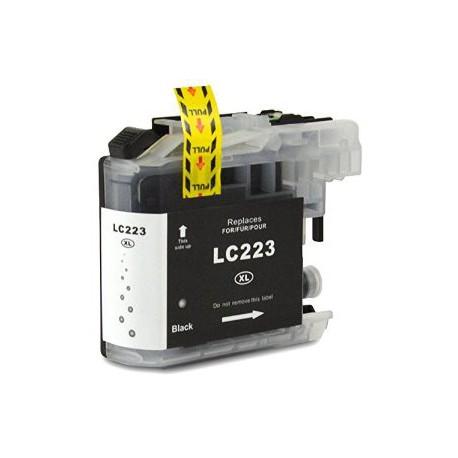 Cartuccia Compatibile Nera Per Brother LC223BK