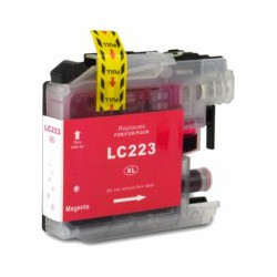 Cartuccia Compatibile Magenta Per Brother LC223M