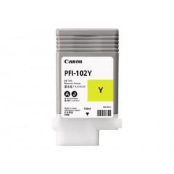 Cartuccia Compatibile Gialla Per Canon PFI-102y (0898B001)