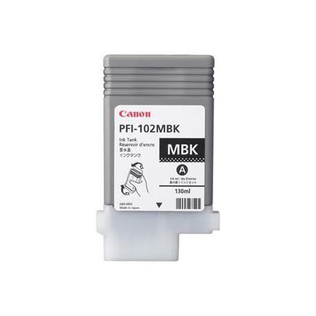 Cartuccia Compatibile Nero Matte Per Canon PFI-102mbk (0894B001)