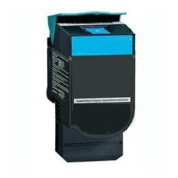 Toner Ciano Compatibile Per Lexmark C540H1CG