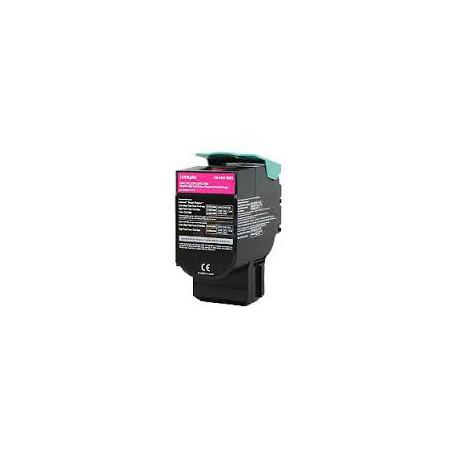 Toner Magenta Compatibile Per Lexmark C540H1MG