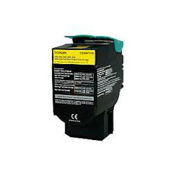 Toner Giallo Compatibile Per Lexmark C540H1YG
