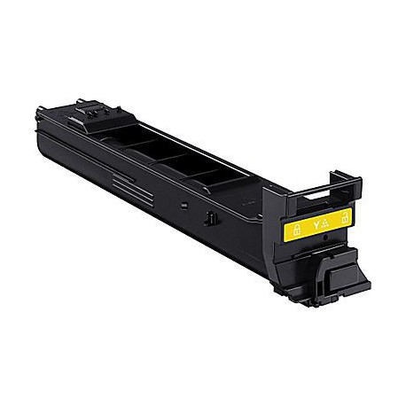 Toner Giallo Compatibile Per Konica Minolta A0DK232