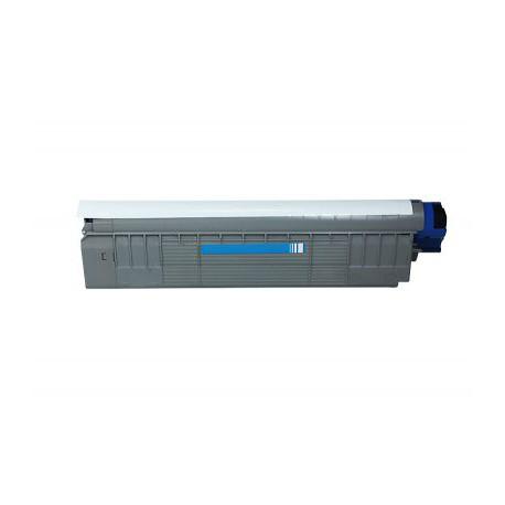 Toner Ciano Compatibile con OKI 44059211