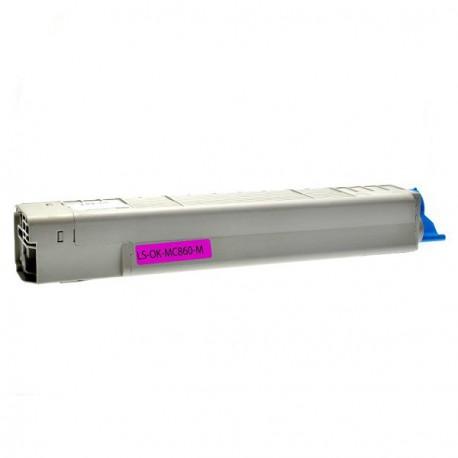 Toner Magenta Compatibile con OKI 44059210