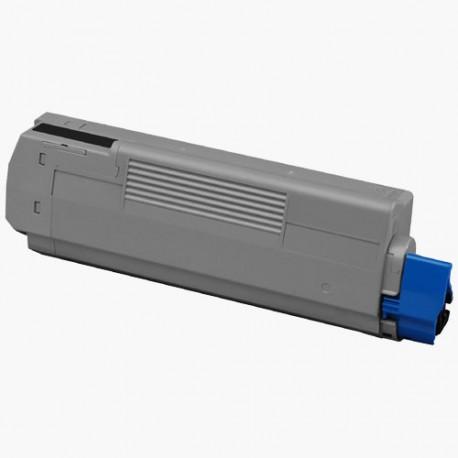 Toner Nero Compatibile Per Oki 44315308