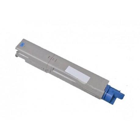Toner Ciano Compatibile Per Oki 44643003