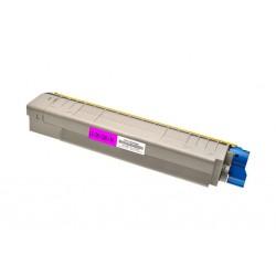 Toner Magenta Compatibile Per Oki 44643002