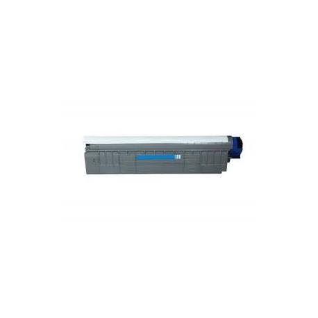 Toner Ciano Compatibile Per Oki 44059107