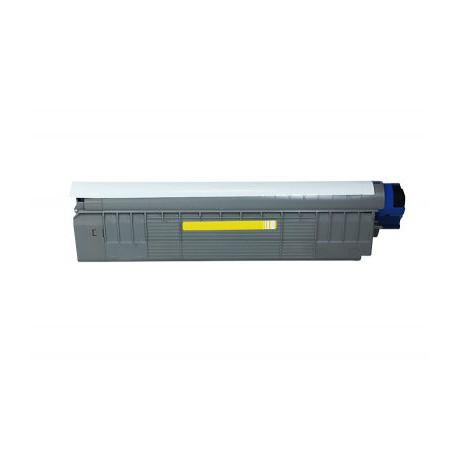 Toner Giallo Compatibile Per Oki 44059105