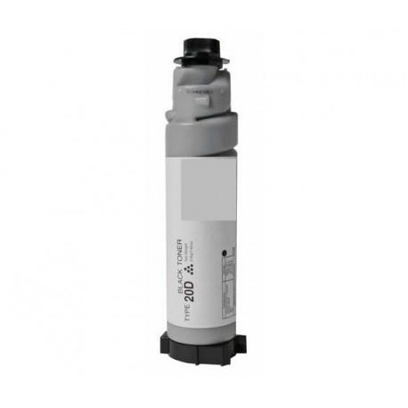 Toner Nero Compatibile Per Ricoh Type 20D