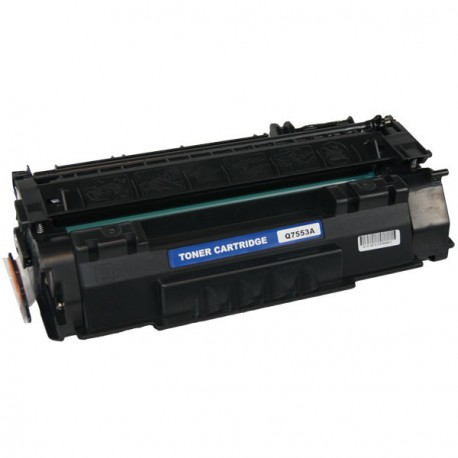 Toner Nero Compatibile Per Hp Q7553A