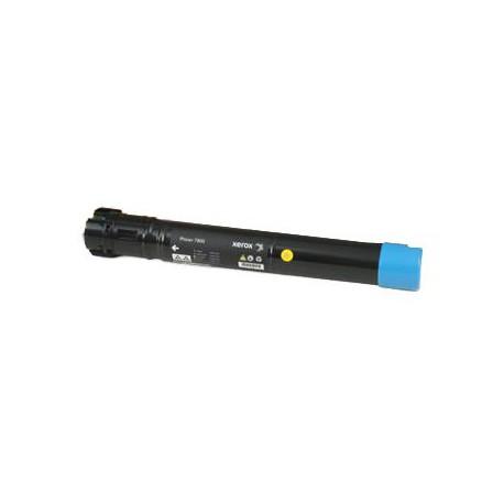 Toner Ciano Compatibile Per Xerox 106R01566