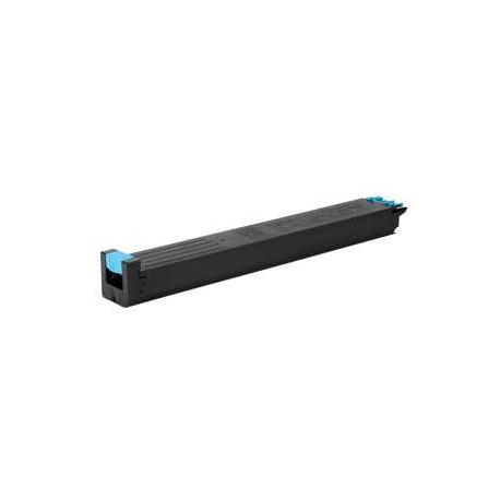 Toner Ciano Compatibile Per Sharp MX-31GTCA