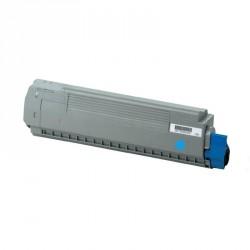 Toner Ciano Compatibile Per Oki 44059167