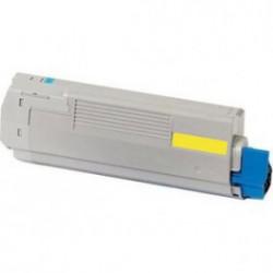 Toner Giallo Compatibile Per Oki 44059165