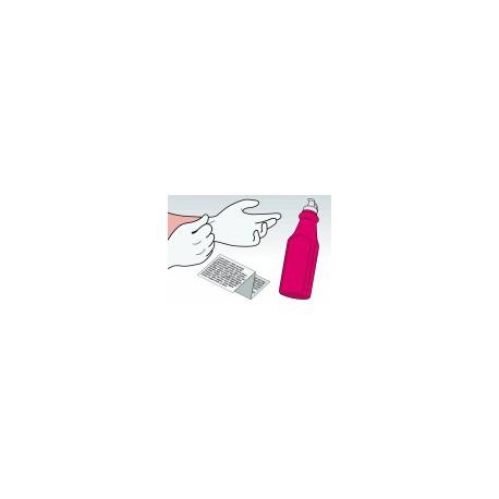 Kit Ricarica Toner Magenta Per Cartucce Samsung CLP-500D5M