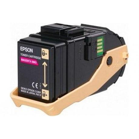Toner Magenta Compatibile Per Epson C13S050603
